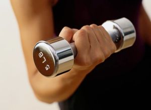 dumbell curl